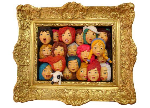 youn cho korean artist nice artworks sculptures official website home